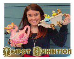 Morpeth Weird and Wonderful Novelty Teapot Exhibition - Maitland Tourism (Australia)