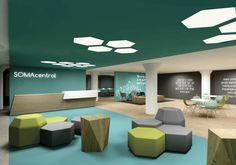 SOMA office -  interior design