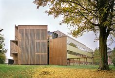 Architects: Tectoniques Architects  Location: Lorraine region, France  Architect In Charge: Tectoniques Architects  Landscape Designer: Itinéraire Bis  Engineers: Anglade Bois, Sechaud & Bossuyt Fluides, Inddigo Environnement  Area: 1,440 sqm  Photographs: Inra