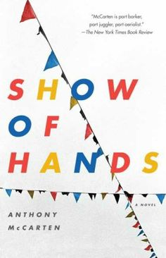 Greatest Book Covers - Show of Hands