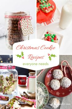 Peppermint Snowball Cookies - What Meegan Makes Cookie Desserts, Holiday Desserts, Cookie Bars, Easy Desserts, Holiday Recipes, Great Recipes, Cookie Recipes, Christmas Cookie Exchange, Best Christmas Cookies