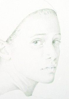 Salustiano Garcia Cruz - Contemporary Artist - Spain - (ELISA 3). Detail Spanish Painters, Spanish Artists, What Is Contemporary Art, Modern Art, Daily Drawing, Life Drawing, Grafic Art, Silverpoint, Elements Of Art