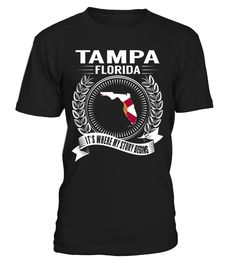 Tampa, Florida - It's Where My Story Begins #Tampa