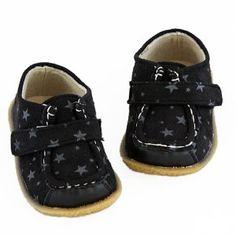 Pomp Kids - Midnight Star Loafers