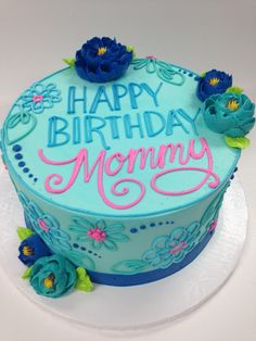 Classic Mommy's Birthday