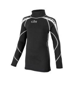 53045c27f122 Gill Boys Hydrophobe Long-Sleeve Top Black S