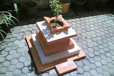 Thulasi madam Basil Plant, Kerala House Design, Kerala Houses, Pooja Rooms, Homemaking, Goddesses, Holi, Architecture Design, Landscaping