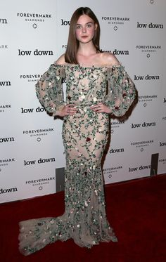 28 Times Elle Fanning Looked As Pretty As A Princess