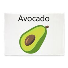 df5d6859ee Avocado 5'x7'Area Rug by Eclectic Warrior on CafePress Baby Products,  Avocado