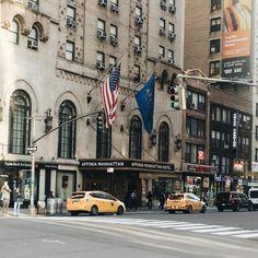 Manhattan New York City Affinia Hotel.