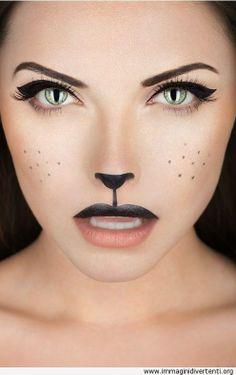 Make up like a cat