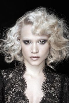 http://professional.estetica.it Hair: Claude Tarantino  Photo: Jules Egger  Products: L'Oréal Professionnel