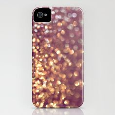 Sparkle iPhone 4S case