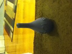 Cool I painted this bottle for my aunts wedding :) <3