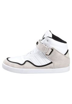 adidas Originals AR 2.0 Tenisówki i Trampki wysokie white/clear brown