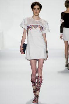 Sfilata Rebecca Minkoff New York - Collezioni Primavera Estate 2014 - Vogue
