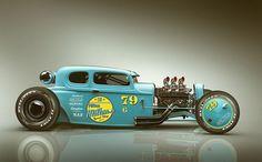 """Milton Motors """"79"""" Coupe"""