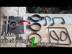 Metal Bending, Crimping, Welding, Carving, Youtube, Tools, Homemade Tools, Iron, Metals