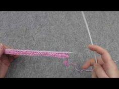 Pilise Örgü Örneği - Örgü Örnekleri - YouTube