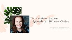 The Creative Pause is a video series hosted by Stacey Fay and Susan Padron. In a time of solitude and fear, we are cultivating joy, love and connection. The Tapping Solution, 5 Love Languages, Self, Spirituality, Joy, Creative, Youtube, 5 Languages Of Love, Spiritual