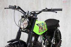 Yamaha SR250 'AG HOC'