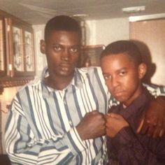 Rodney & Muhammad