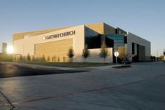 Gateway Church in Southlake, Texas; one of the fastest growing churches in the country