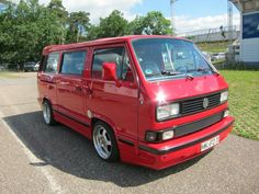 South African Volkswagen T3 Transporter