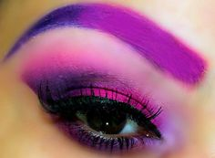 Dramatic Pink & Purple Look Using Sugar Pill Cosmetics http://www.makeupbee.com/look_Dramatic-Pink--Purple-Look-Using-Sugar-Pill-Cosmetics_32022