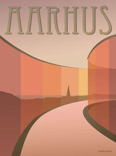 AARHUS - Aros – ViSSEVASSE