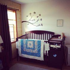 Baby boy room <3