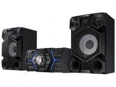 Mini System Samsung 1 CD 1500W RMS - Bluetooth com Função Karaokê MX-JS5000/ZD com as melhores condições você encontra no Magazine Jbtekinformatica. Confira!