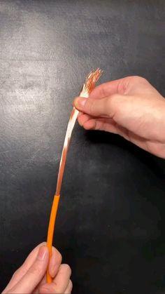 Copper Wire Crafts, Copper Wire Art, Wire Art Sculpture, Tree Sculpture, Diy Crafts To Do, Diy Arts And Crafts, Art Fil, Bonsai Wire, Doll House Crafts
