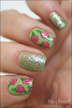 Hellebore's roses - Mary Monkett