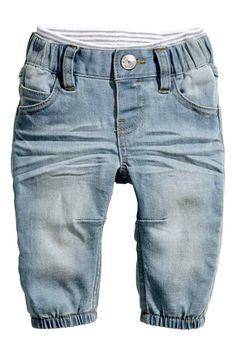 Gevoerde pull-on jeans | H&M