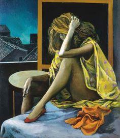 Renato Guttuso (26 December 1912 – 18 January 1987) was an Italian painter. Recommended works of art, collected by Schweizer Künstler - RAFO Fine Art International Artist. World's Top Greatest Artist - Painters & Sculptors
