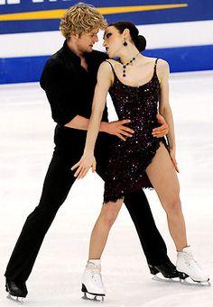 Charlie and Meryl:  tango 2011