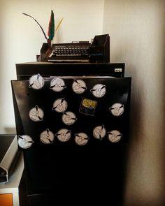 #arrosticiamo #magneti da #ufficio #elapecoracammina