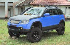 """Suzuki 88 - super lift y ruedas 33"""" ? - Nuevo Grand Vitara 2006/2009. 3ª Generación"""