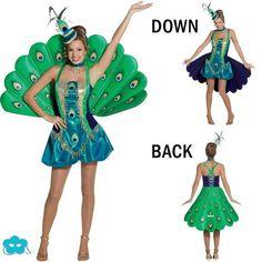 ../Disfraz de pavo real para mujer