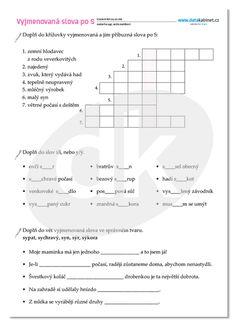 Crossword, Bar Chart, Language, Diagram, Personalized Items, Learning, School Stuff, Teacher, Ideas