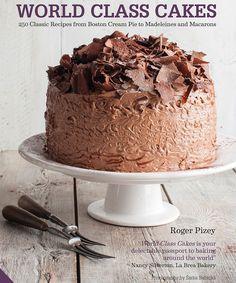 World Class Cakes Recipe Book