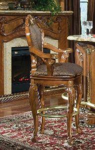 Aico Furniture Cortina Accent Furniture Stools Bar Stool Furniture