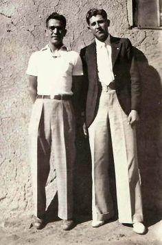 Men's Casual wear 1930s.