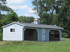 Learn how to build Horse Shed. See prefab run in shed plans, construction specifications & designs. Horse Shed, Horse Stalls, Horse Barns, Horses, Shed Plans, House Plans, Pasture Fencing, Shed Images, Horse Shelter