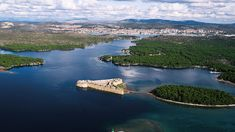 St Anthony's Channel | St Nicholas' Fortress BUY TICKETS TO GO HERE Greece Cruise, St Anthony's, Saint Nicholas, Natural Phenomena, Buy Tickets, The St, Saints, To Go, Channel