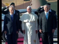 Video: Pope Francis in Israel – The First Day | The WatchMen from Israel - News