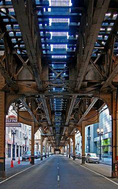 East Lake Street, Chicago, Illinois