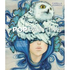 Explore Camilla's methods and studio setup as she pulls back the curtain and gives readers a front-row seat to her painting techniques in this visu...