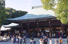 Meiji Jingu, Shibuya, Tokyo
